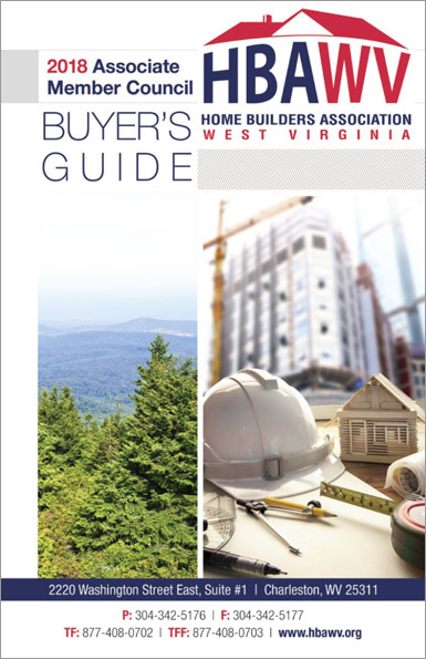 2018 Associate Member Council Buyer's Guide