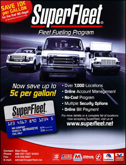 SuperFleet - Fleet Fueling Program