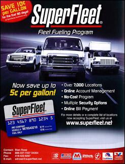 SuperFleet - Fleet Fueling Program